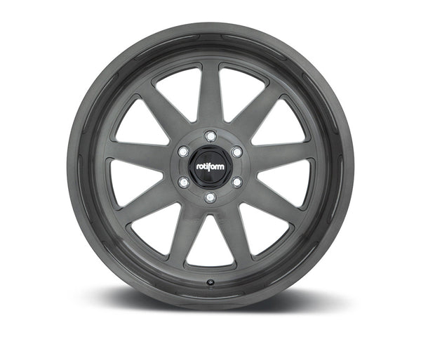 Rotiform SCN-OR 3-Piece Forged Flat/Convex Center Wheels