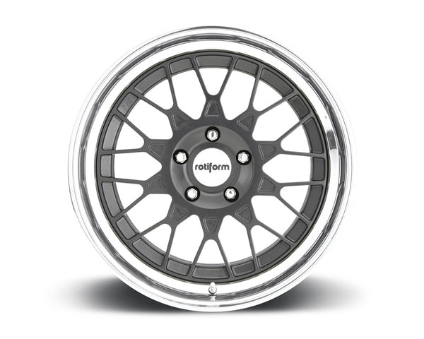 Rotiform SJC 2-Piece Forged Welded Flat Wheels