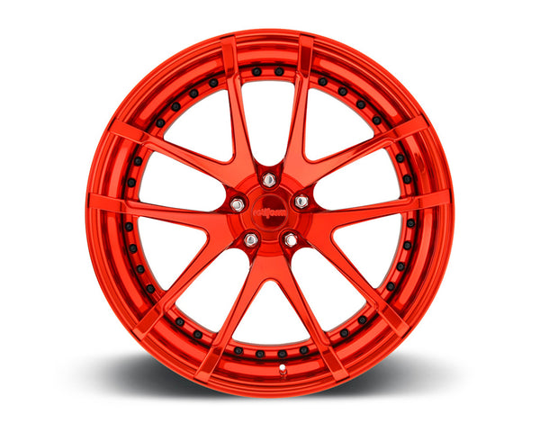 Rotiform SNA 2-Piece Forged Welded Flat Wheels