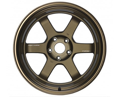 Volk Racing TE37V Mark-II Wheel 18x10.5 5x114.3 -25mm Bronze
