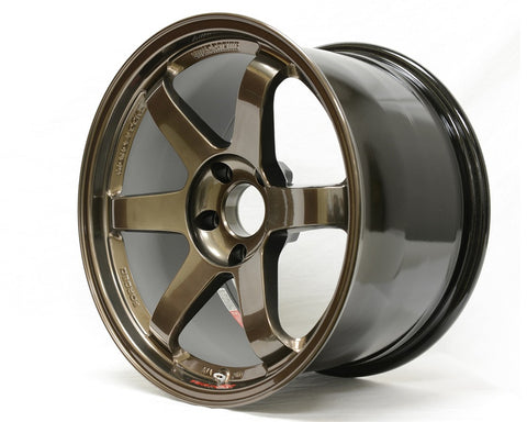 Volk Racing TE37SL Limited Edition Hi-Meta Bronze Wheel 18x10 5x114.3 30mm