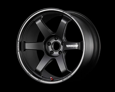 Volk Racing TE37 Ultra Track Edition II Wheel 20x10.5 25mm Blast Black