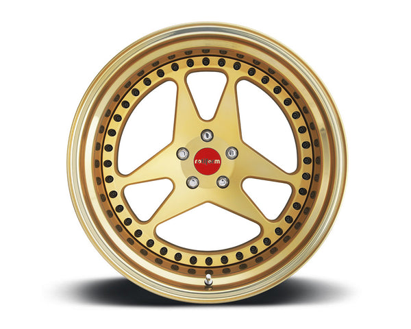 Rotiform USF 2-Piece Forged Welded Flat Wheels
