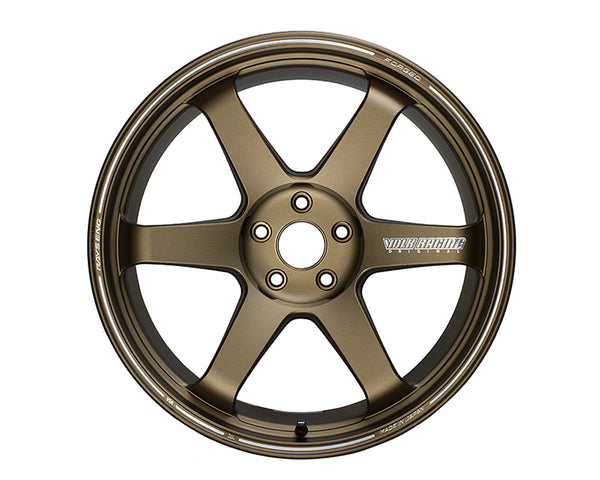 Volk Racing TE37 Ultra Wheel 19x9.5 5x114.3 22mm Bronze