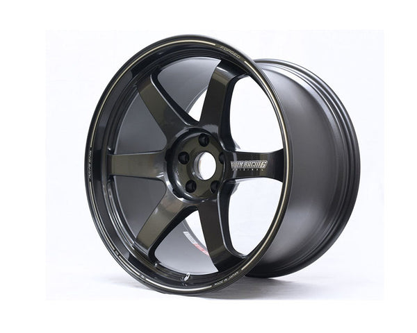 Volk Racing TE37 Ultra Wheel 19x8.5 5x114.3 45mm Diamond Dark Gunmetal