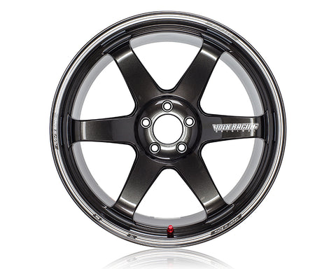 Volk Racing TE37 Ultra M Spec Wheel 20x11 40mm 5x114.3 Diamond Black