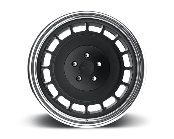 Rotiform VCE-T 2-Piece Forged Welded Flat Wheels