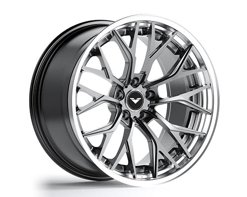 Vorsteiner VFN 303 Wheel Nero Forged 3-Piece 22
