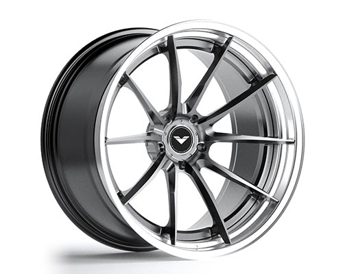 Vorsteiner VFN 310 Wheel Nero Forged 3-Piece 22