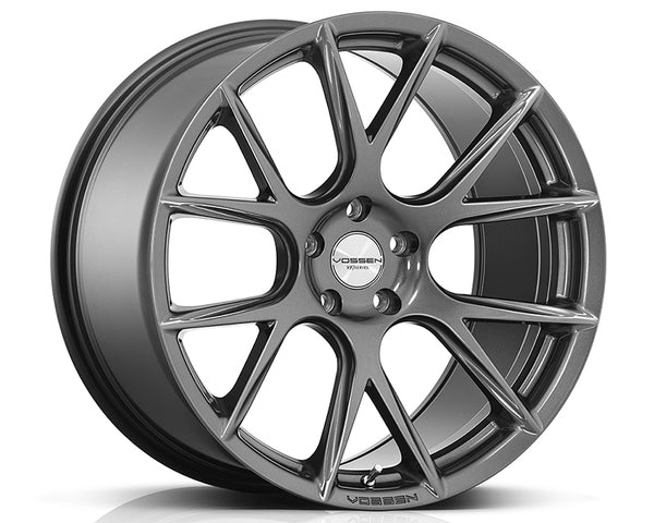 Vossen VFS6 Gloss Graphite Flow Formed Wheel 20x10 5x114.3 48mm
