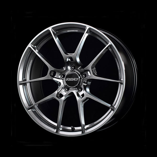 Volk Racing G025 Wheel 19x8.5 5x114.3 +38mm Formula Silver