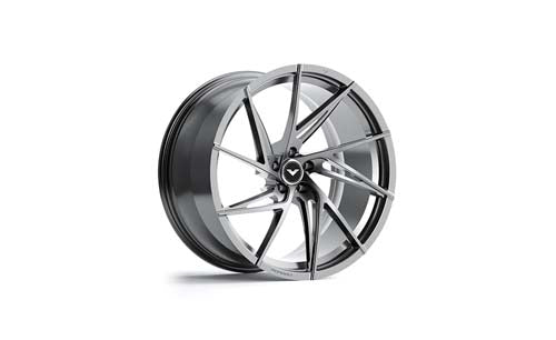 Vorsteiner 512 Wheel Forged Monoblock Nero 20inch