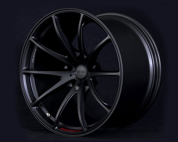 Volk Racing Pressed Matte Black G25 EDGE Wheel 20x10.5 5x114.3 35mm