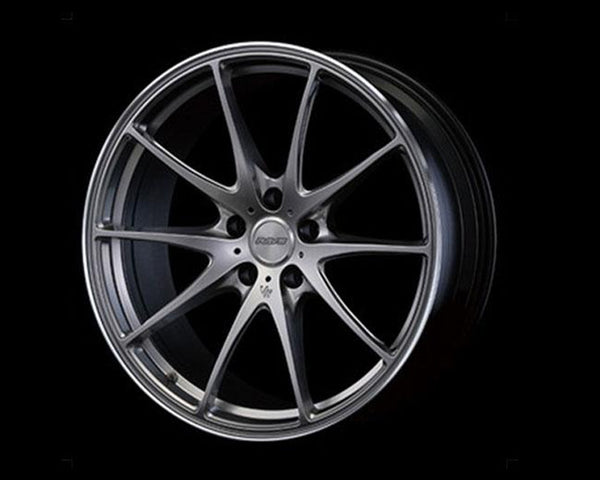 Volk Racing Mercury Silver G25 EDGE Wheel 20x9.5 5x114.3 45mm