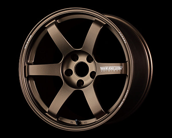 Volk Racing Bronze TE37 Saga Wheel 18x12 5x114.3 26mm