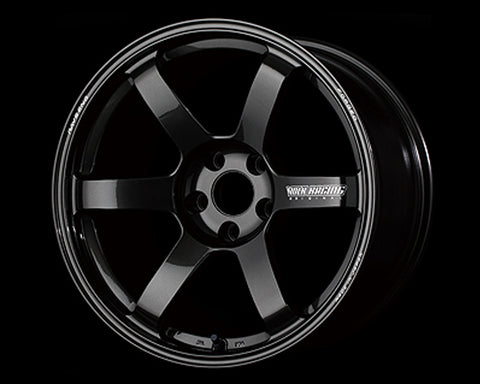 Volk Racing Diamond Dark Gunmetal TE37 Saga Wheel 18x8.5 5x114.3 42mm