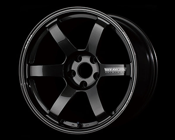 Volk Racing Diamond Dark Gunmetal TE37 Saga Wheel 18x9.5 5x114.3 30mm