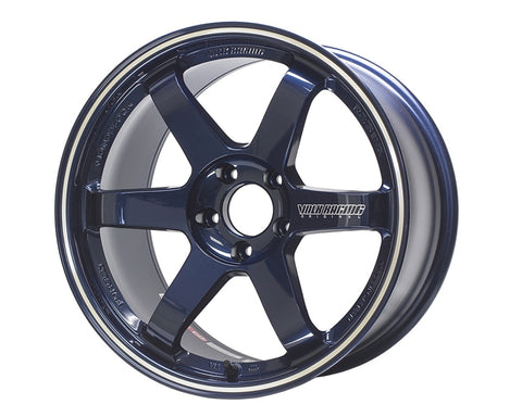 Volk Racing Mag Blue TE37 RT Wheel 18x10 5x114.3 15mm
