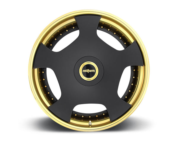 Rotiform WLD 3-Piece Forged Deep Concave Center Wheels