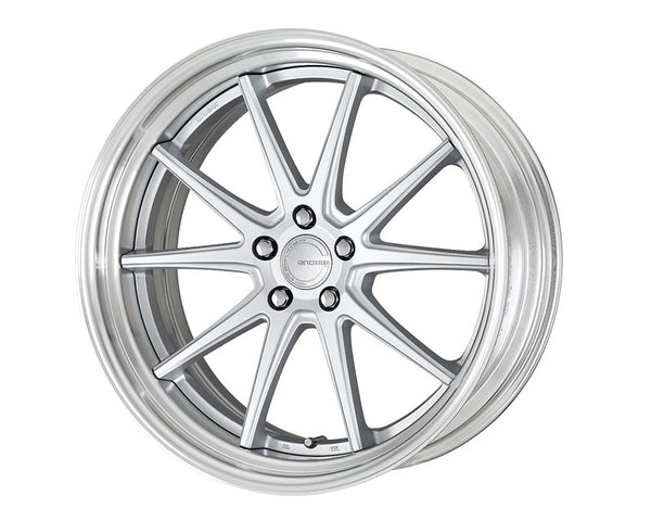 Work Gnosis CV201 Step Rim Barrel Wheel 20x10