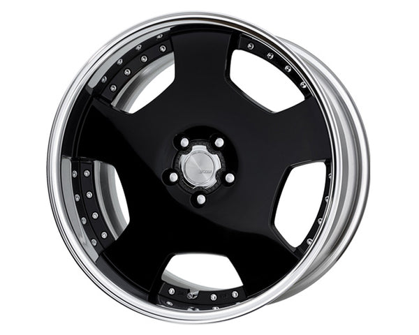 Work Lanvec LD1 Wheel 20x8 5x114.3