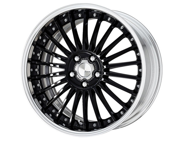 Work Lanvec LF1 Wheel 18x7 5x100 | 5x114.3