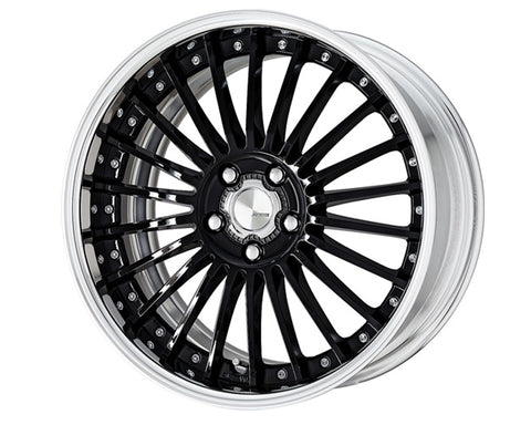 Work Lanvec LF1 Wheel 20x8 5x114.3