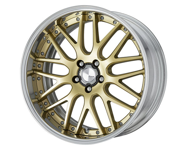 Work Lanvec LM1 Wheel 19x8 5x100 | 5x114.3
