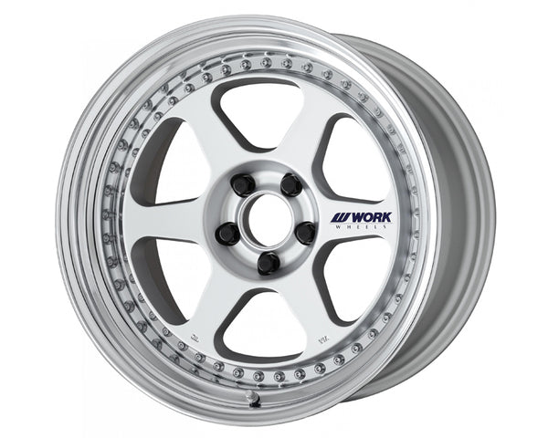 Work Meister L1 3Piece Wheels 19x8