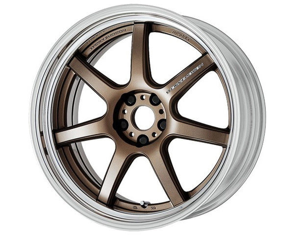 Work Emotion T7R Step Rim 2 Piece Wheel Set