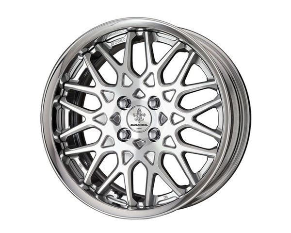 Work Durandal DD10.5 Full Reverse Lip Wheel 19x7.5
