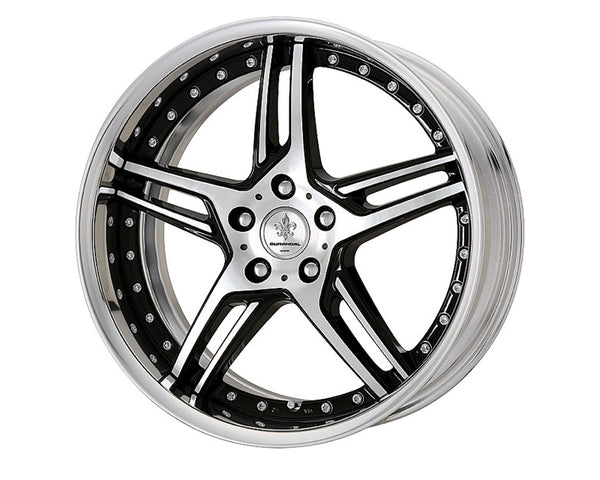 Work Durandal DD5.2 Wheel 19x7.5