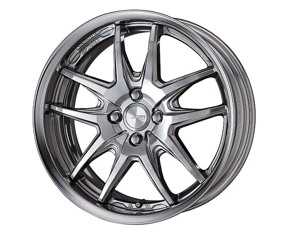 Work XSA 04C 17x5.5 Full Reverse Lip Wheel
