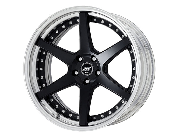 Work Zeast ST1 19x8 Step Lip Middle Concave Wheel