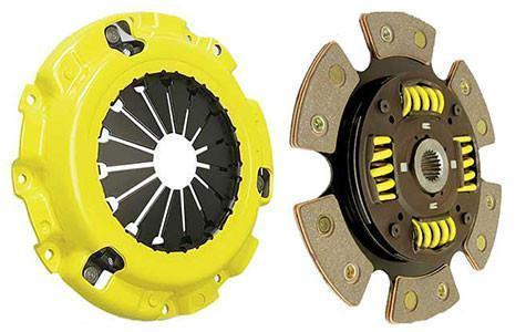ACT Xtreme Pressure Plate / 6 Puck Sprung Disc Clutch (Evo 8/9) ME2-XTG6