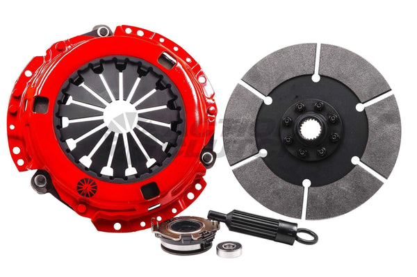 Action Clutch IRONMAN Sintered Iron Clutch Kit | 2001-2007 Mitsubishi Evolution 7-9 (ACR-1149)
