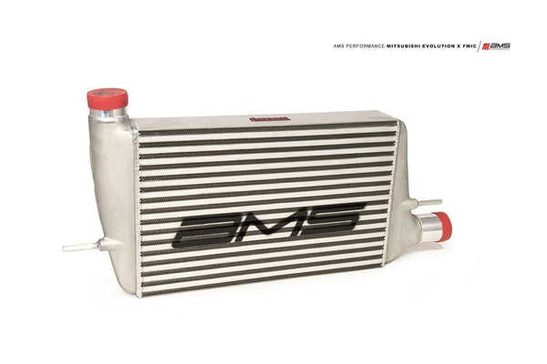 EVO X AMS Front Mount Intercooler Kit with out Stencil (AMS AMS.04.09.0001-2)