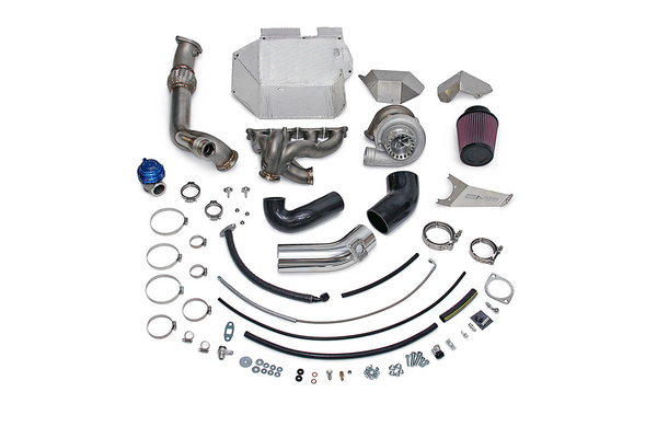 AMS 900XP Billet V-Band Turbo Kit | 2008-2015 Mitsubishi Evo X (AMS AMS.04.14.0002-1)