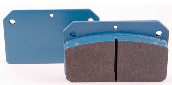 Brake Man #93 Compound Performance Front Brake Pads | Multiple Fitments (6-100193)
