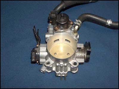 Buschur Racing 65mm Ported Throttle Body (Evo 7/8/9)