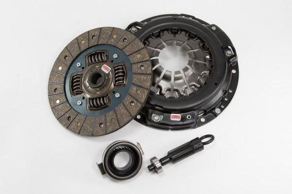 Competition Clutch Stage 2 - Street Series 2100 Clutch Kit | 2003-2006 Mitsubishi Evo 8/9 (5152-2100)