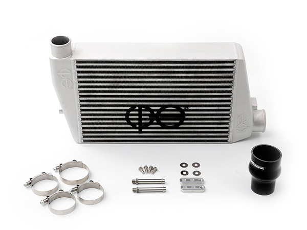 CP-E Delta Core Front Mount Intercooler | 2008-2015 Mitsubishi Evolution X (MLRXFMIK)