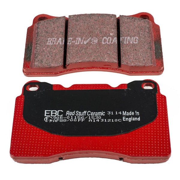 EBC Red Stuff Front Brake Pads | Multiple Fitments (DP31210C)
