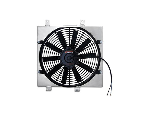 Fan - Mishimoto | Aluminum Fan Shroud Kit | Evo VII-IX
