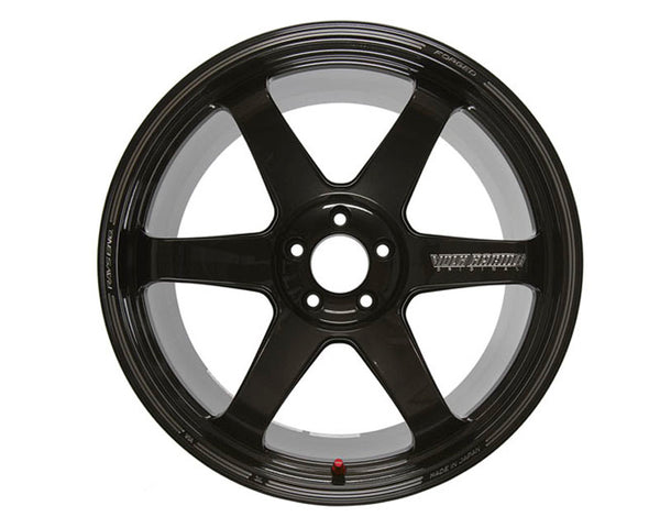 Volk Racing TE37 Ultra M Spec Wheel 20x12 20mm 5x114.3 Flat Black