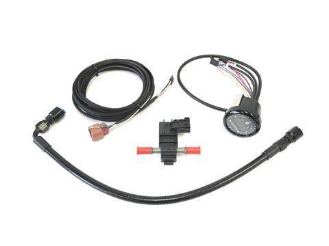 Fuel Lines & Filters - Driven Fabrication Flex Fuel Kit - USDM | 2008-2015 Mitsubishi Evolution X (DF.EVOX.FLEXUS)