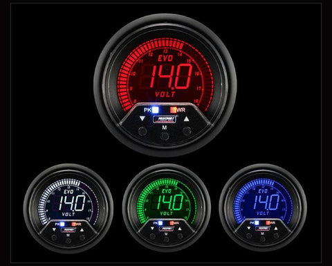 Gauges - Prosport Performance | Battery Voltage Gauge | Evo VII-IX