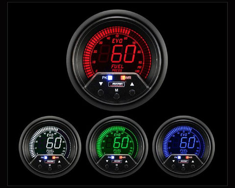 Gauges - Prosport Performance | Fuel Pressure Gauge | Evo VII-IX