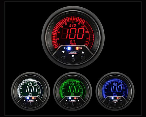 Gauges - Prosport Performance | Oil Pressure Gauge | Evo VII-IX