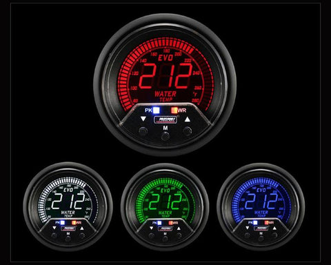 Gauges - Prosport Performance | Water Temperature Gauge | Evo VII-IX